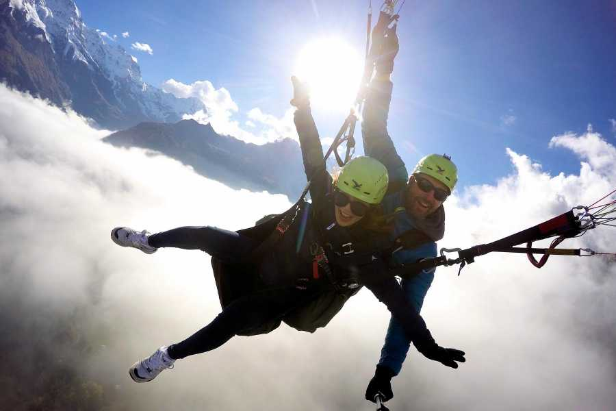 AlpinAir Paragliding Interlaken AlpinAir 'The Great'