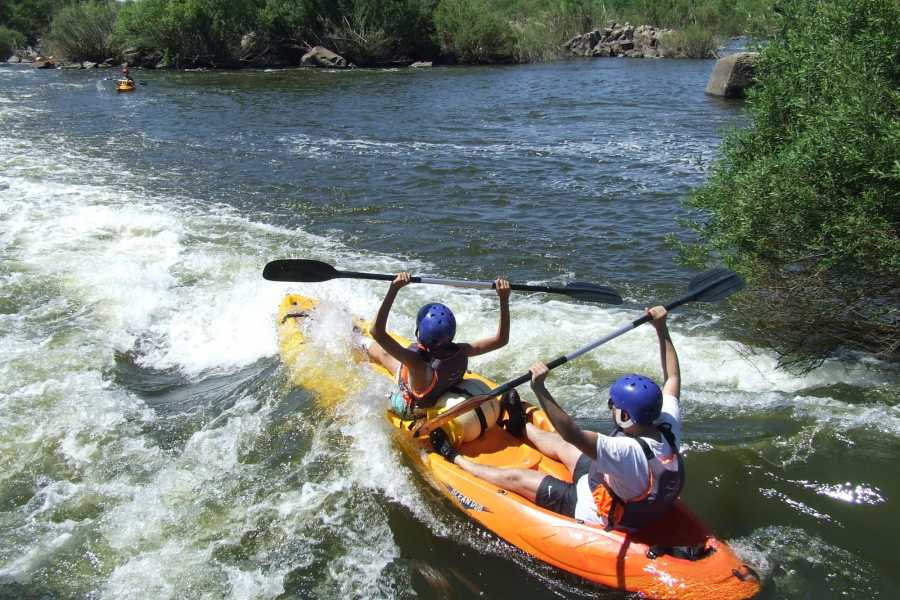 Emotion - life on adventure Rota das Azenhas - Canoagem
