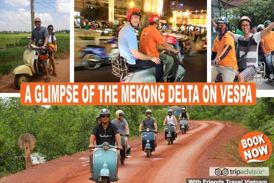 Friends Travel Vietnam A Glimpse of the Mekong Delta