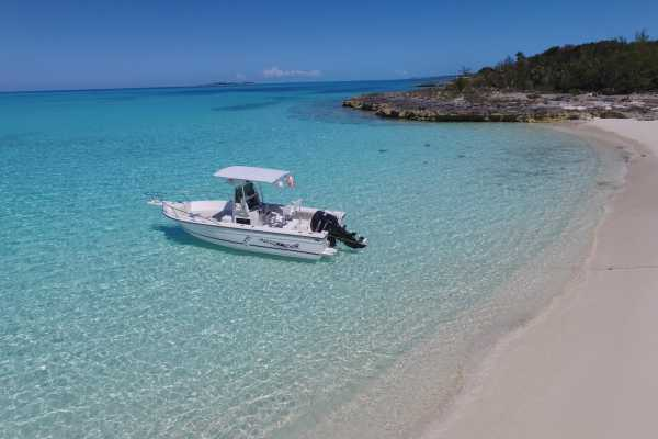 21' Robalo - Full Day all inclusive Beach Charter