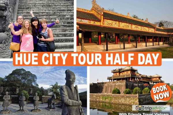 Friends Travel Vietnam Hue City Tour Half Day