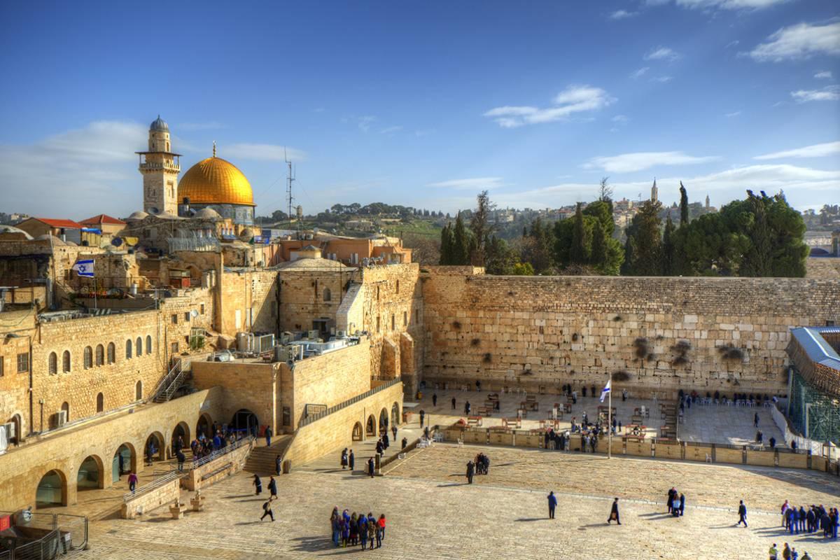 SANDEMANs NEW Jerusalem Tours Shabbat Experience