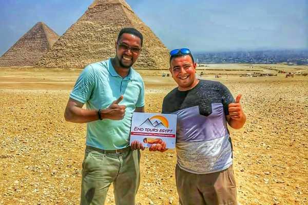 EMO TOURS EGYPT JOURNÉE À GIZA PYRAMIDES SPHINX MEMPHIS CITY ET SAKKARA