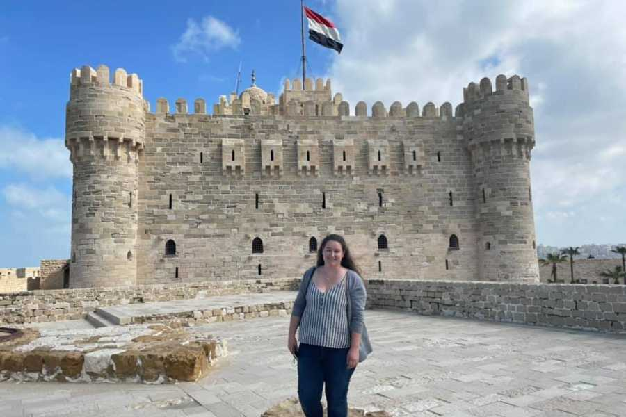 EMO TOURS EGYPT GIORNO GIRO  AD ALESSANDRIA DAL CAIRO