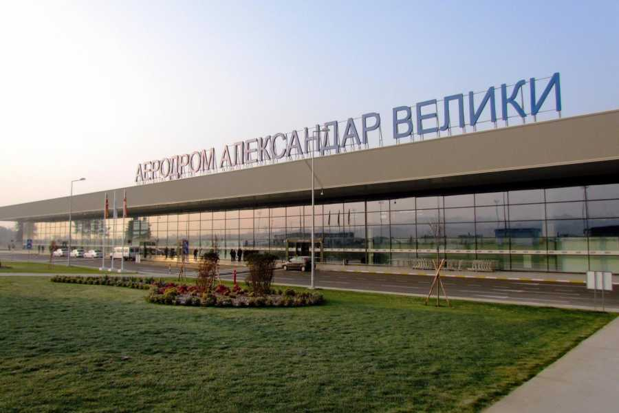 Skopje Daily Tours Departure transfer – Hotel to Skopje Alexander The Great Airport (SKP)