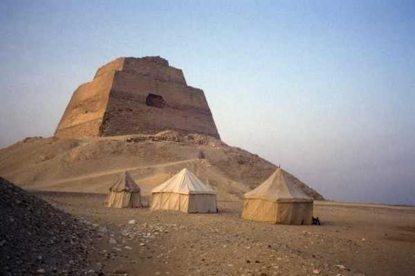 EMO TOURS EGYPT Unusual Day tour to El Fayoum Pyramids from Cairo