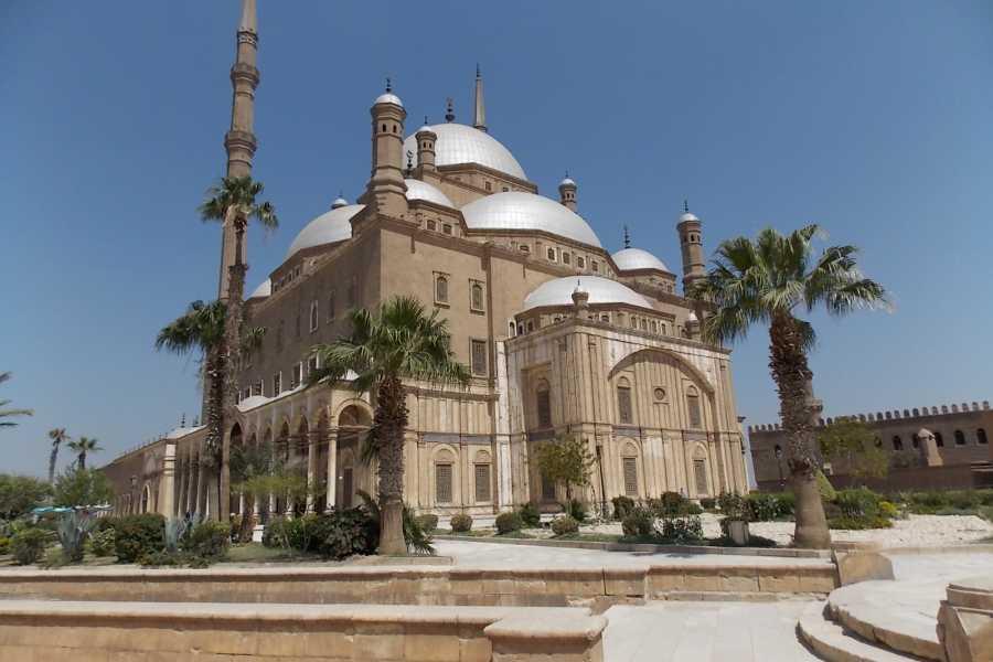 EMO TOURS EGYPT 埃及博物馆城堡和科普特开罗的一日游