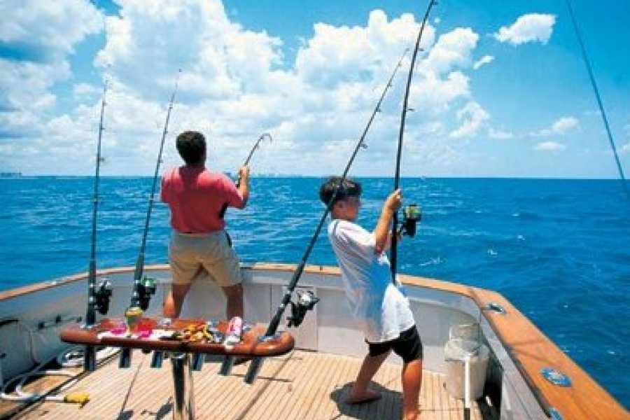 Oasis PMCS Fishing Charter