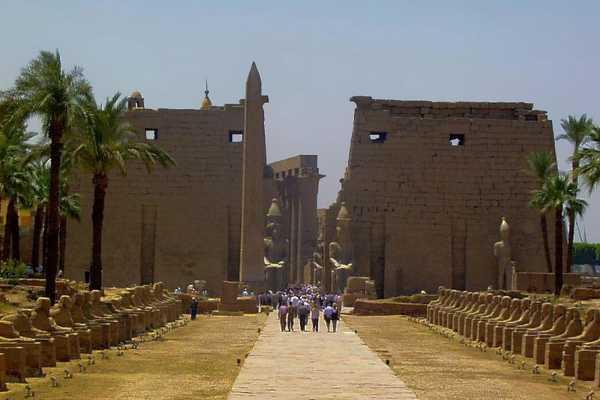 EMO TOURS EGYPT Tour de un dia a los Templos de Karnak y Luxor en el Banco del Este