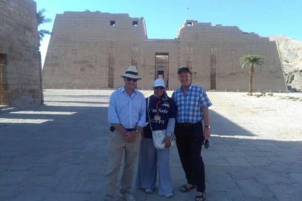EMO TOURS EGYPT EXCURSION D'UNE JOURNÉE VISITER LES TEMPLES D'EDFOU KOM OMBO DE LOUXOR