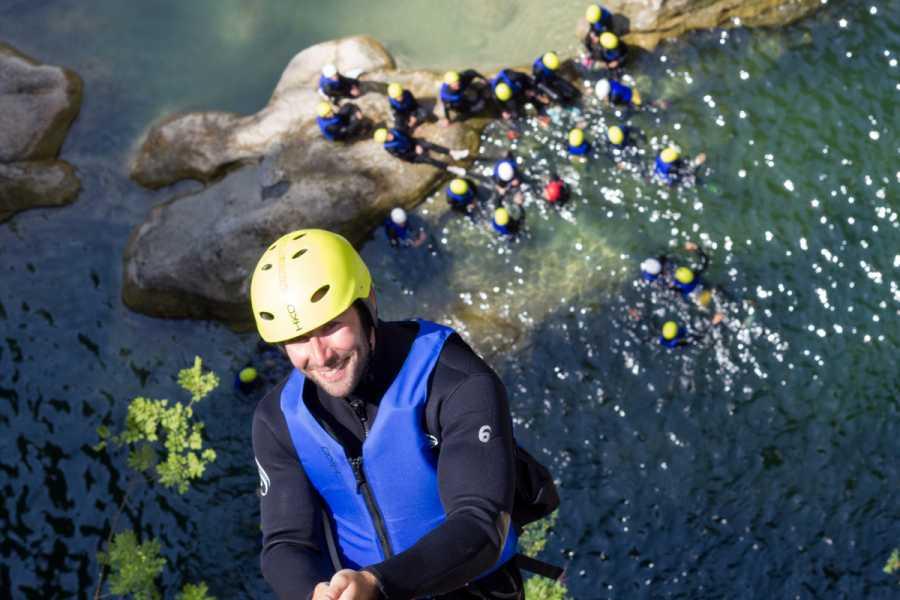 Iris Adventures Croatia Extreme Canyoning Croatia