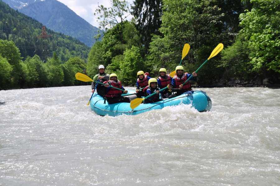 Alpin Raft GmbH Familien Rafting