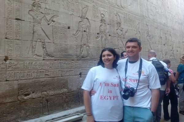 EMO TOURS EGYPT EXCURSÃO DE DIA PARA ASWAN A PARTIR DE LUXOR