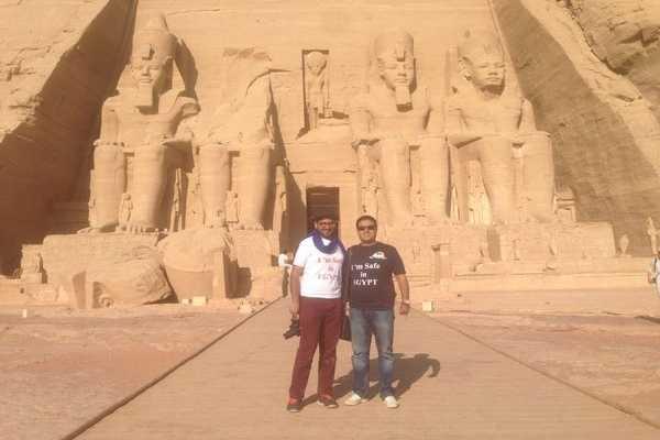 EMO TOURS EGYPT 从卢克索过夜去阿斯旺参观阿布辛贝神庙