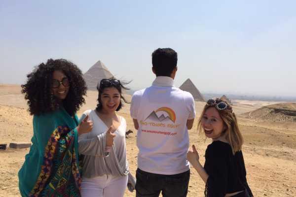 EMO TOURS EGYPT EXCURSION D'UNE JOURNÉE AU CAIRE DE LOUXOR EN TRAIN