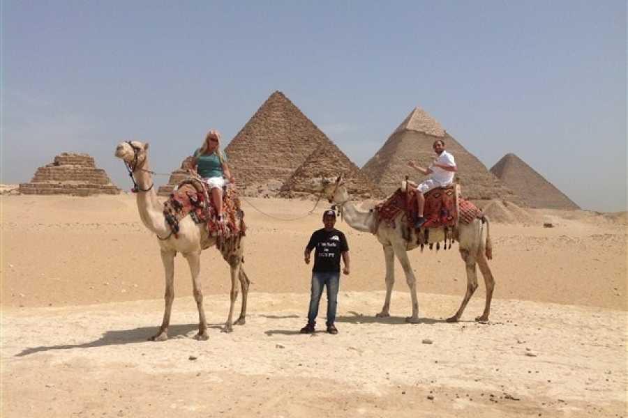 EMO TOURS EGYPT GIORNO GIRO AL CAIRO DA LUXOR CON VOLO