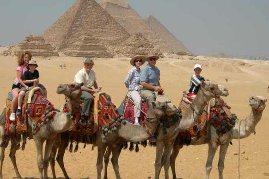 EMO TOURS EGYPT EXCURSÃO DE DIA PARA O CAIRO A PARTIR DE LUXOR POR VOO