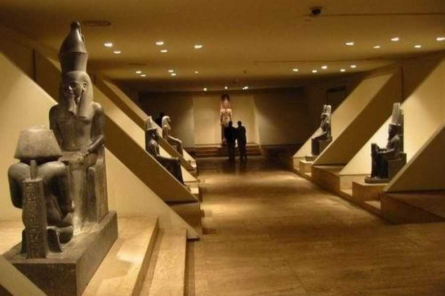 EMO TOURS EGYPT DEMI-JOURNÉE TOUR VISITEZ LES MUSÉES LUXOR ET MUMMIFICATION