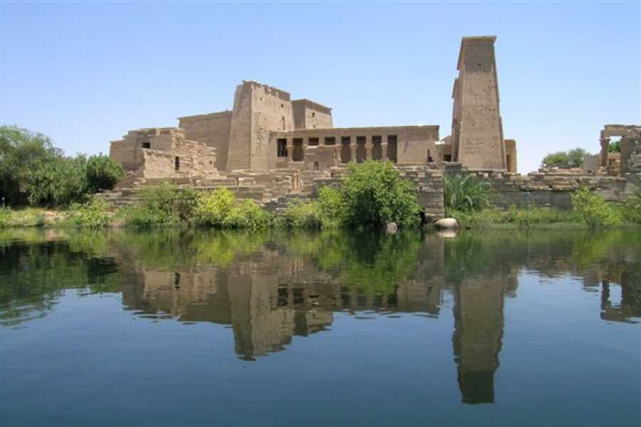 EMO TOURS EGYPT Philae temple-unfinished obelisk and high dam day tour in Aswan