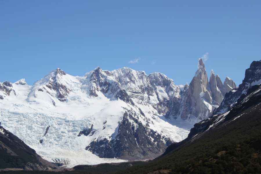 Patagonia Hikes Laguna Torre. Caminata a Cerro Torre.