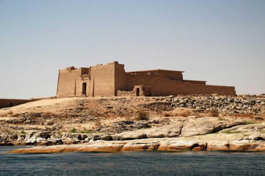 EMO TOURS EGYPT KALABSHA TEMPEL UND NUBIAN MUSEUM TAGESTOUR VON ASSUAN