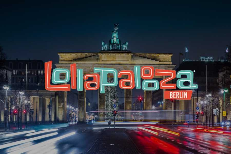 Bus2Alps AG Berlin Lollapalooza