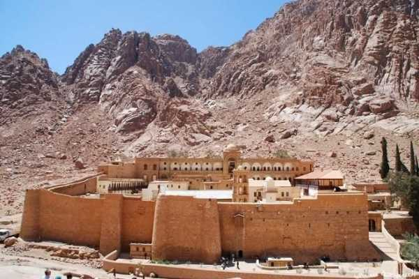 EMO TOURS EGYPT Day trip to St Catherine and Dahab from Sharm-El-sheikh