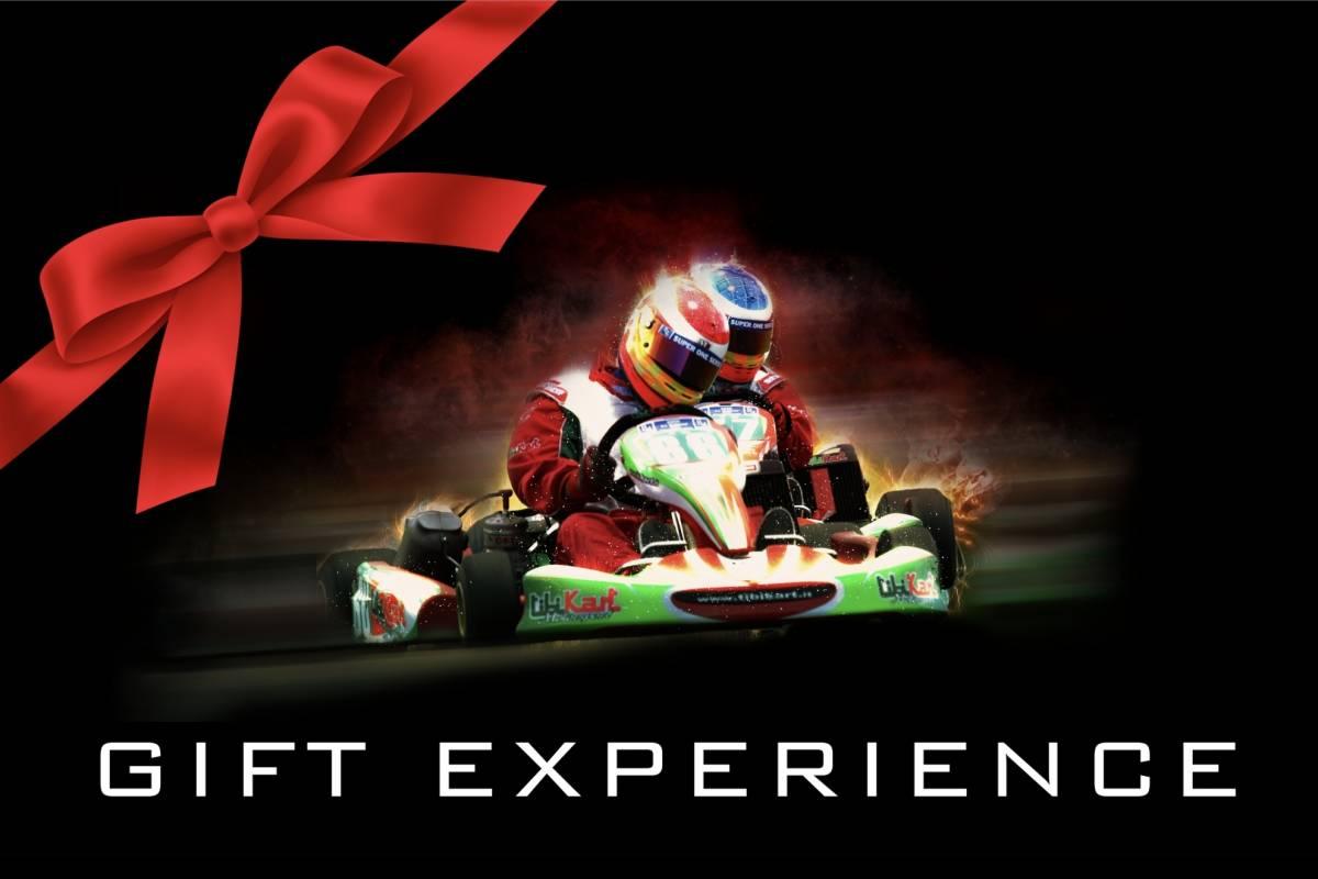 GYG Karting Ltd GIFT EXPERIENCE (E-VOUCHER)