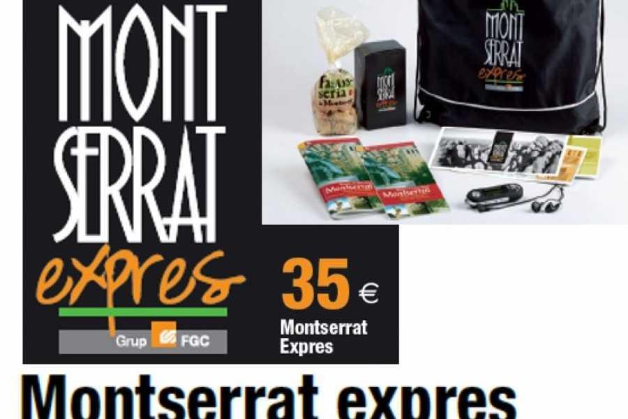 ICONO Serveis Culturals Montserrat Exprés Tickets