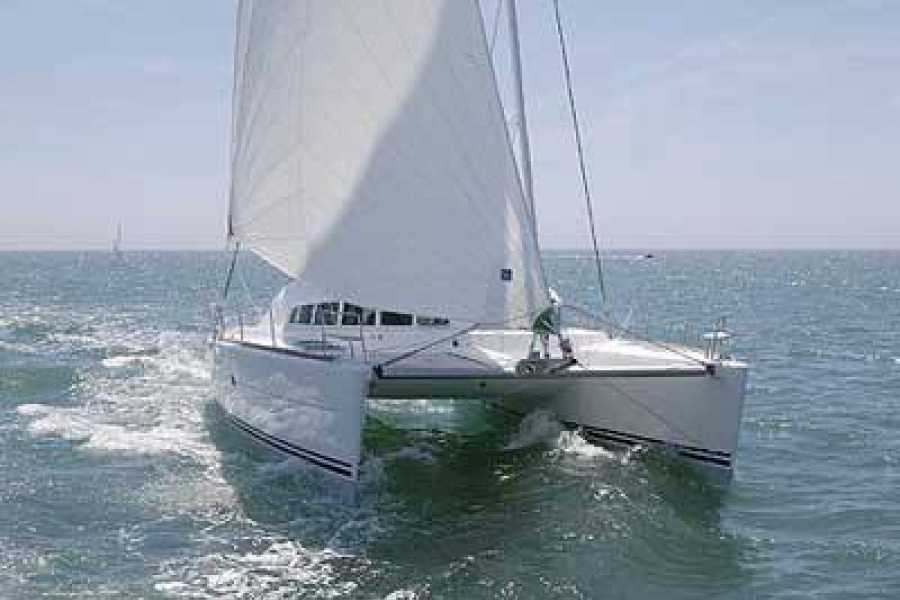 Cacique Cruiser BOAT TO COLOMBIA - Nacar II Catamaran