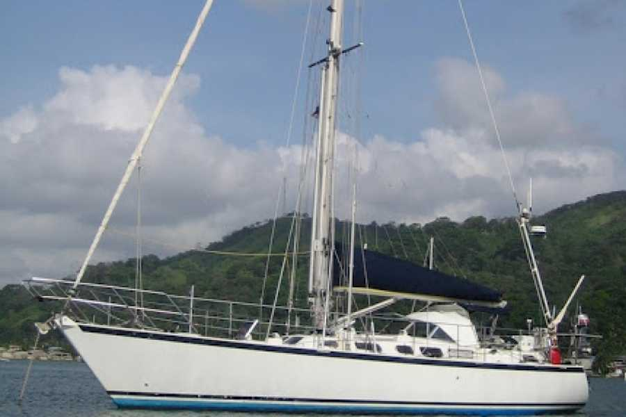 Cacique Cruiser BOAT TO COLOMBIA - Mintaka sailboat