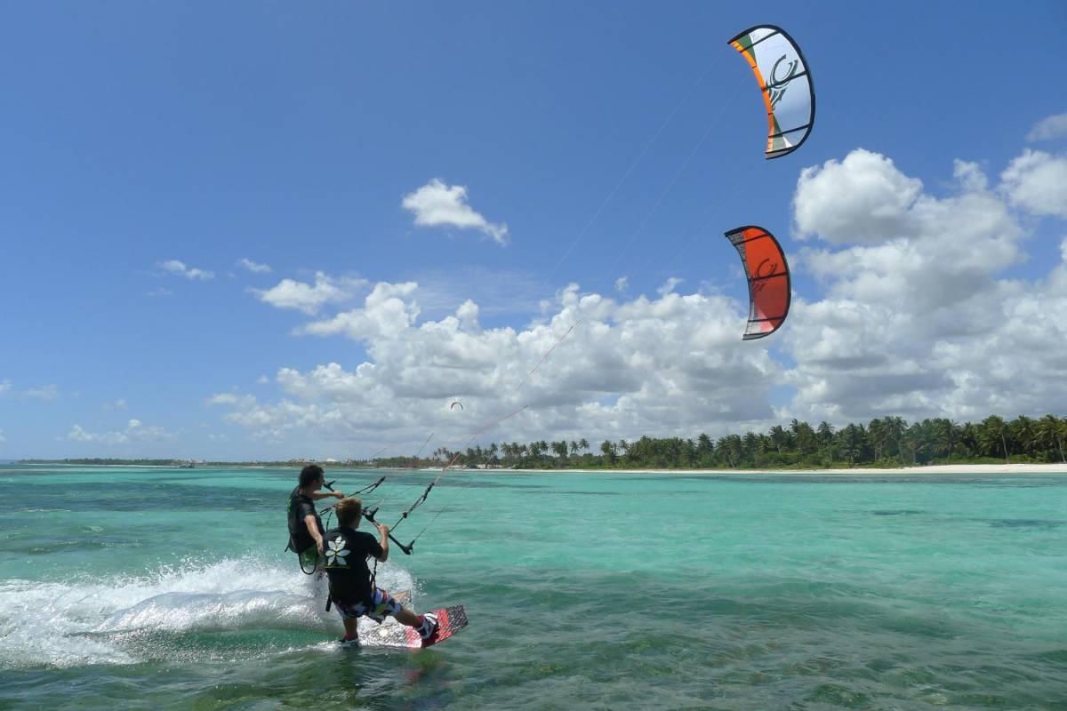 Kite Club Cabarete 1 week Intensive Pack (semi private)