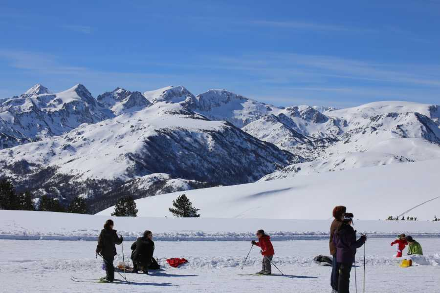 Spa Treks - Activ Adventure Pyrenees France & Andorra Snowshoe Trek, 7 days