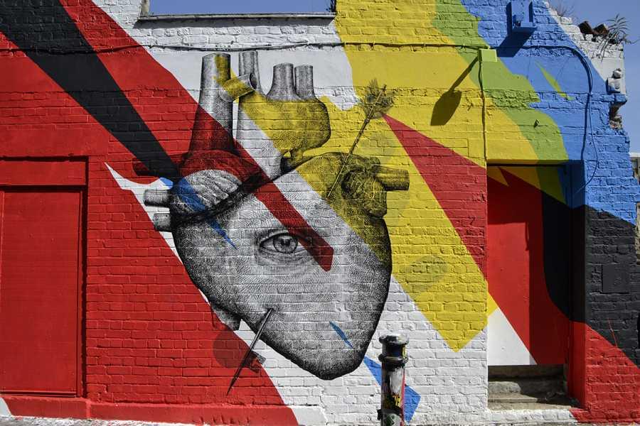 SANDEMANs NEW London Tours London Street Art Tour
