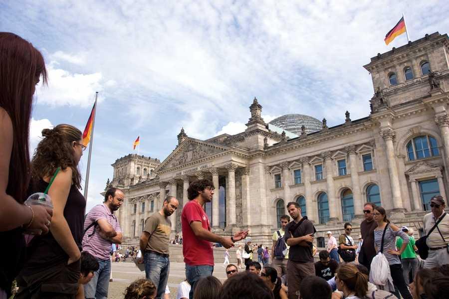 SANDEMANs NEW Berlin Tours Berlin Third Reich Tour