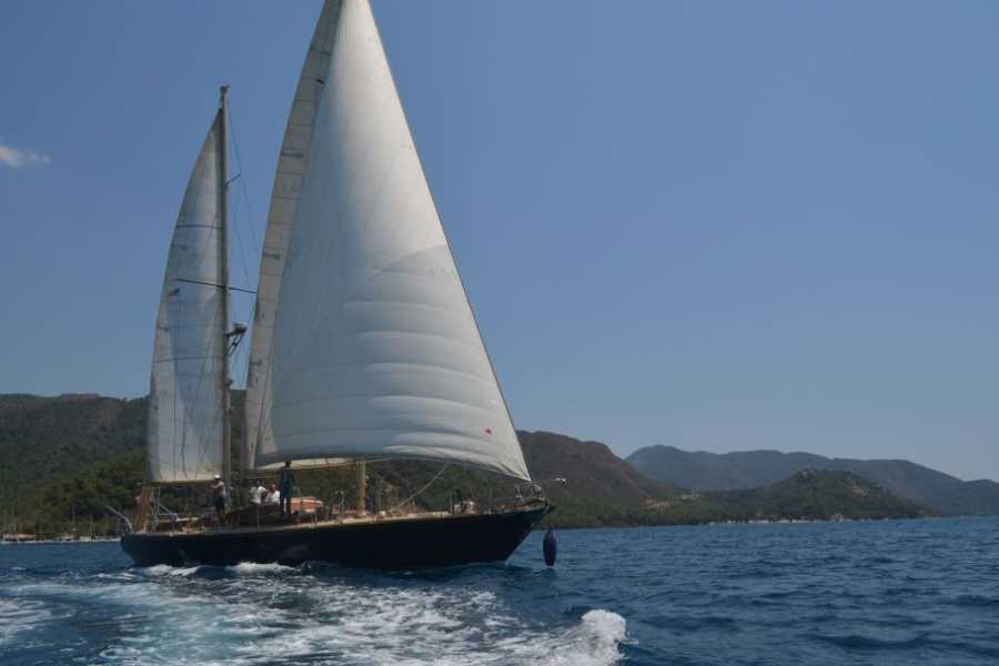 Cacique Cruiser BOAT TO COLOMBIA - Vanett sailboat