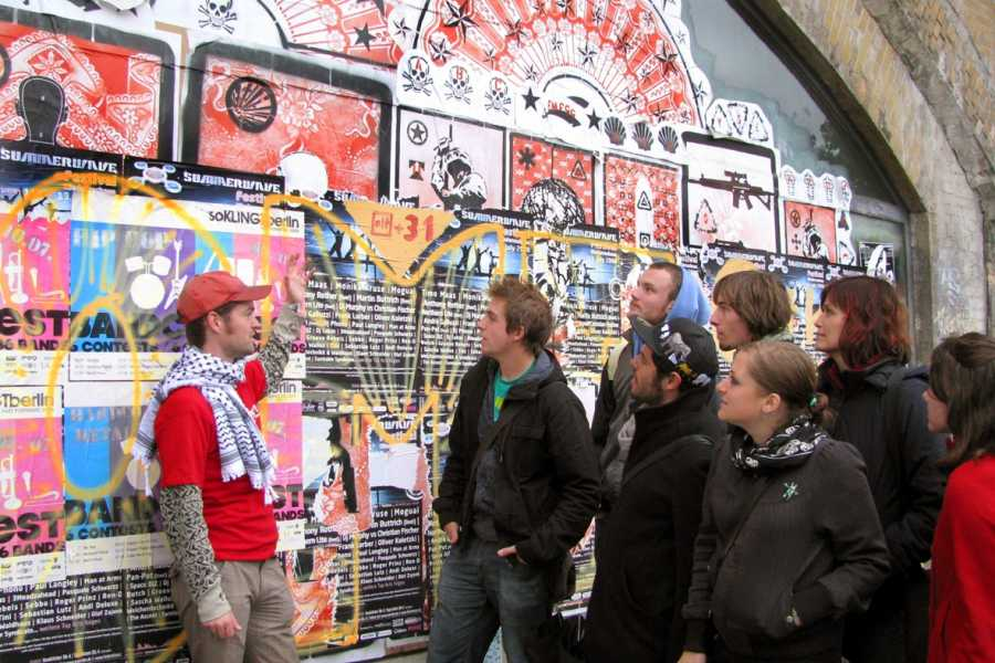 SANDEMANs NEW Berlin Tours Berlin Alternative Culture and Street Art Tour