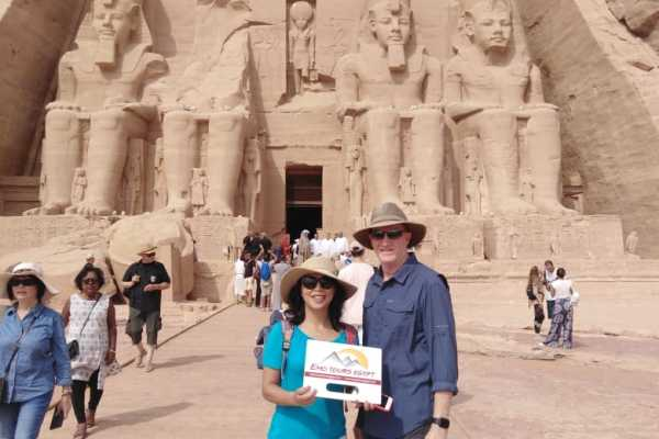EMO TOURS EGYPT One Day Tour to Abu Simbel from Cairo via Aswan