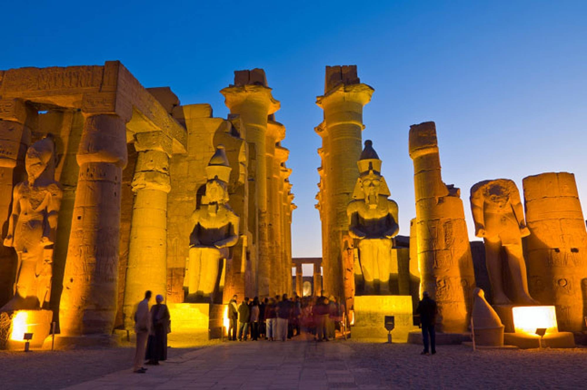 Aswan and Luxor, Egypt