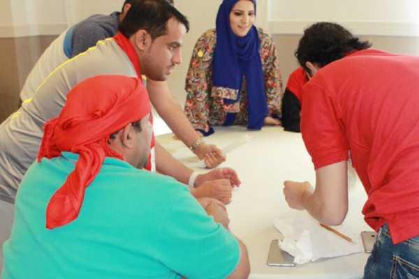 1 Day Team Building Program ( Jebel Sifah Resort )