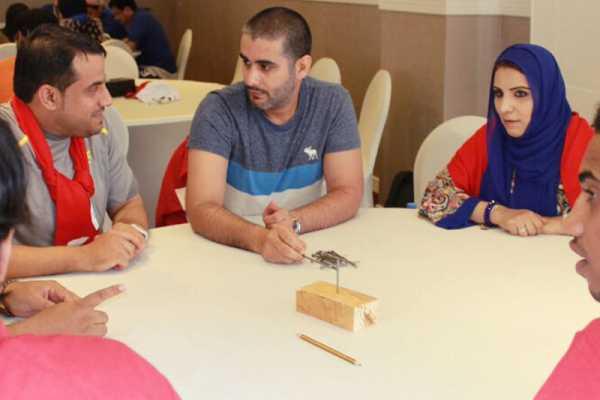 1 Day Over Night Teambuilding Program ( Jebel Sifah Resort )
