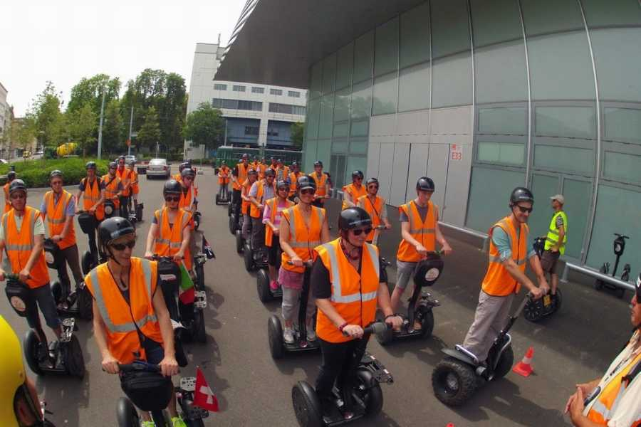 Segway City Tours by HB-Adventure Segway City Tour Basel