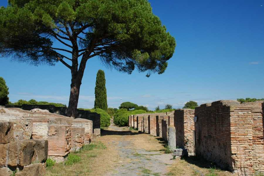 The Rogue Historians Rome Private: Ostia Antica
