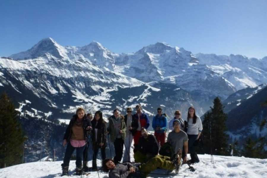 Bus2Alps AG Barcelona 2 Interlaken Winter