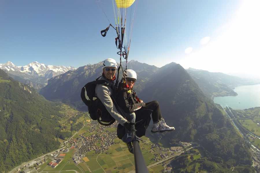 tandem-flights Paragliding Schynige Platte