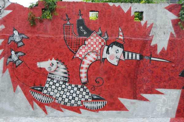 Around SP TOUR DE GRAFITI Y ARTE URBANO EN SAO PAULO (3 hrs)