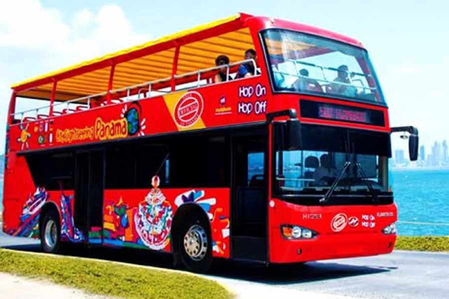 """Panoramic Panama (CITY04) Excursión de Ciudad en Bus """"Hop-on / Hop-off"""""""