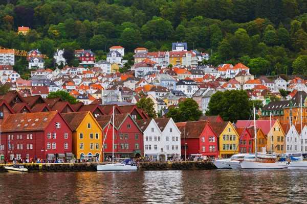 1. Segway Tours Bergen