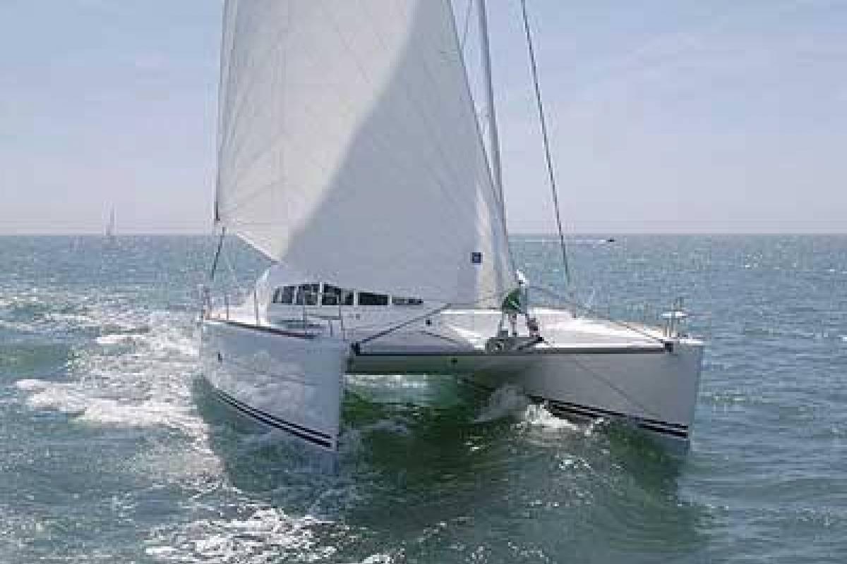 Cacique Cruiser Boat to Panama - Nacar II