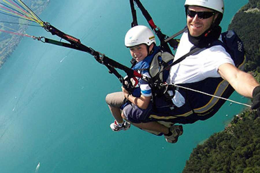 tandem-flights Paragliding Niederhorn